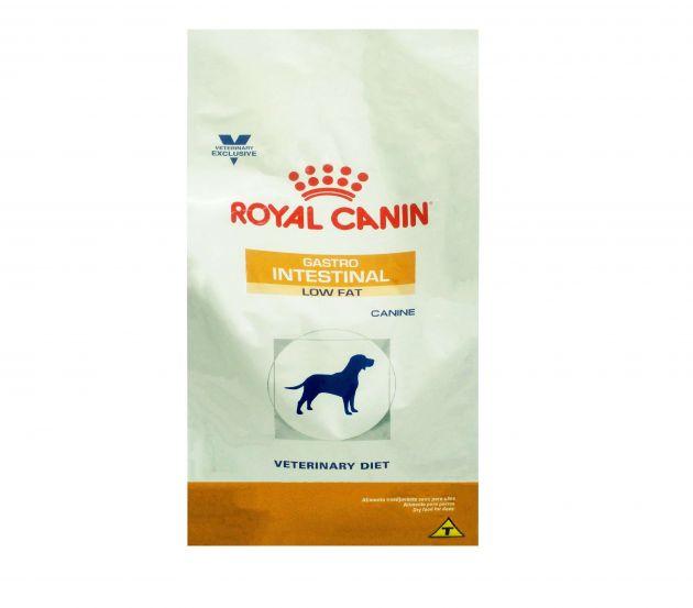 Ração Royal Canin Gastro Intestinal Low Fat Canine